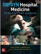 Cover OB/GYN Hospital Medicine: Principles and Practice