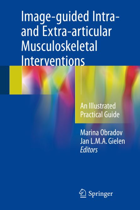 Image-guided Intra- and Extra-articular Musculoskeletal Interventions