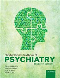 Cover Shorter Oxford Textbook of Psychiatry