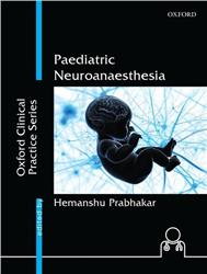 Cover Paediatric Neuroanaesthesia