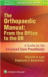 Cover The Orthopaedic Manual: