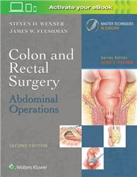Cover Colon and Rectal Surgery: Abdominal Operations