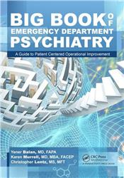 Cover Big Book of Emergency Department Psychiatry