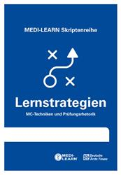 Cover MEDI-LEARN Skriptenreihe: Lernstrategien