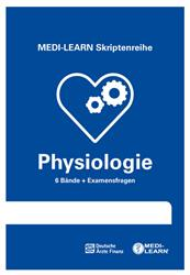 Cover MEDI-LEARN Skriptenreihe: Physiologie im Paket