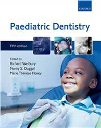 Cover Paediatric Dentistry
