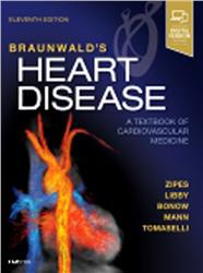 Cover Braunwalds Heart Disease: A Textbook of Cardiovascular Medicine