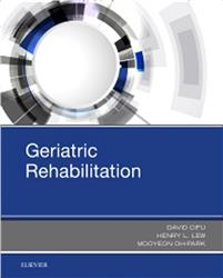 Cover Geriatric Rehabilitation