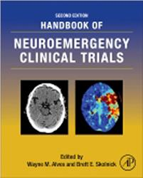 Cover Handbook of Neuroemergency Clinical Trials
