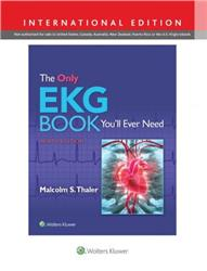 Cover The Only EKG Book You'll Ever Need