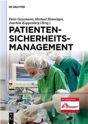 Cover Patientensicherheitsmanagement
