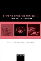 Cover Oxford Case Histories in General Surgery