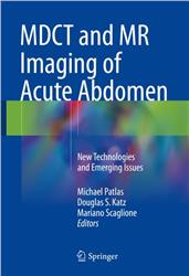 Cover MDCT and MR Imaging of Acute Abdomen