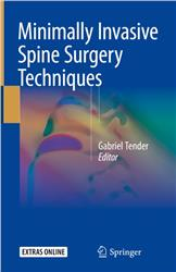 Cover Minimally Invasive Spine Surgery Techniques