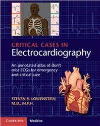 Cover Critical Cases in Electrocardiography