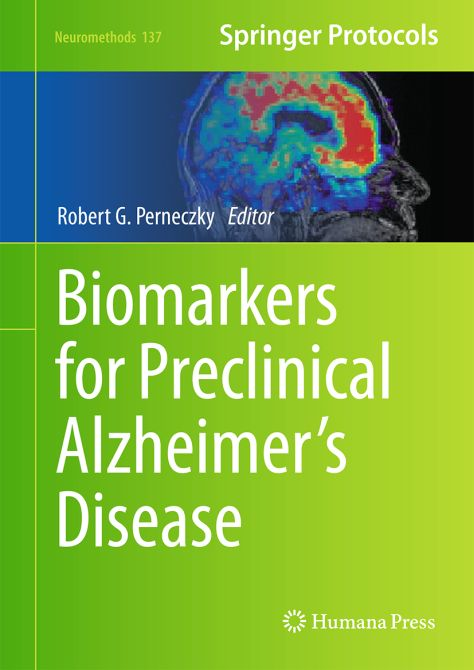Biomarkers for Preclinical Alzheimers Disease