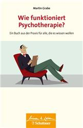 Cover Wie funktioniert Psychotherapie?