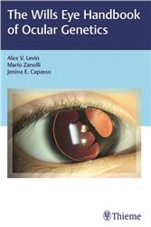 Cover Wills Eye Handbook of Ocular Genetics