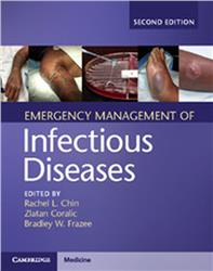 Cover Emergency Management of Infectious Diseases