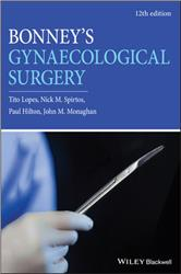 Cover Bonney's Gynaecological Surgery