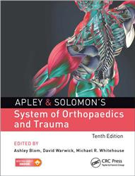 Cover Apley & Solomons System of Orthopaedics and Trauma 10th Edition