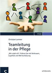 Cover Teamleitung in der Pflege