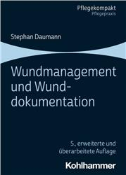 Cover Wundmanagement und Wunddokumentation