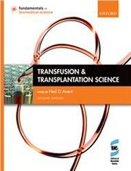 Cover Transfusion and Transplantation Science