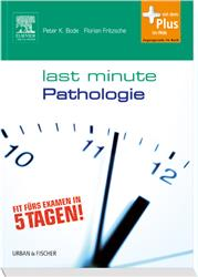 Cover Last Minute Pathologie