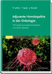Cover Adjuvante Homöopathie in der Onkologie