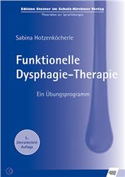 Cover Funktionelle Dysphagie-Therapie