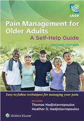 Cover Pain Management for Older Adults