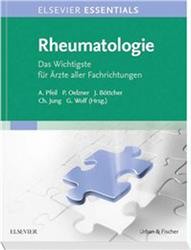 Cover ELSEVIER ESSENTIALS Rheumatologie