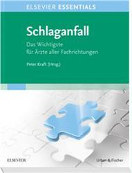 Cover ELSEVIER ESSENTIALS Schlaganfall