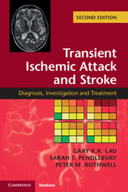 Transient Ischemic Attack and Stroke: Diagnosis, Investigation and Treatment