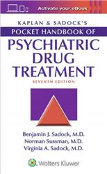 Cover Kaplan & Sadocks Pocket Handbook of Psychiatric Drug Treatment