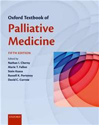Cover Oxford Textbook of Palliative Medicine
