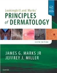 Cover Lookingbill and Marks Principles of Dermatology