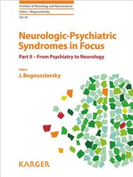 Cover Neurologic-Psychiatric Syndromes in Focus - Part II