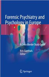 Cover Forensic Psychiatry and Psychology in Europe