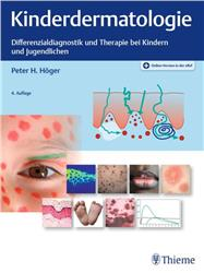 Cover Kinderdermatologie