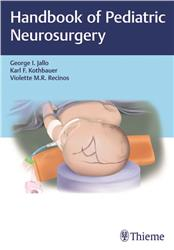 Cover Handbook of Pediatric Neurosurgery