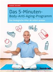 Cover Das 5-Minuten-Body-Anti-Aging-Programm
