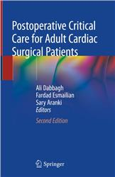Cover Postoperative Critical Care for Adult Cardiac Surgical Patients