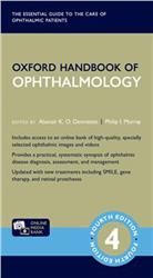 Cover Oxford Handbook of Ophthalmology
