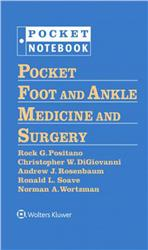 Cover Pocket Foot and Ankle Medicine and Surgery