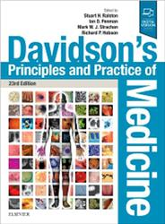 Cover Davidsons Principles and Practice of Medicine
