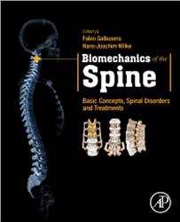 Cover Biomechanics of the Spine