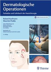 Cover Dermatologische Operationen