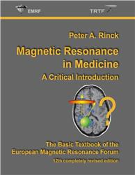 Cover Magnetic Resonance in Medicine